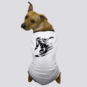 Snowboarding Dog T-Shirt