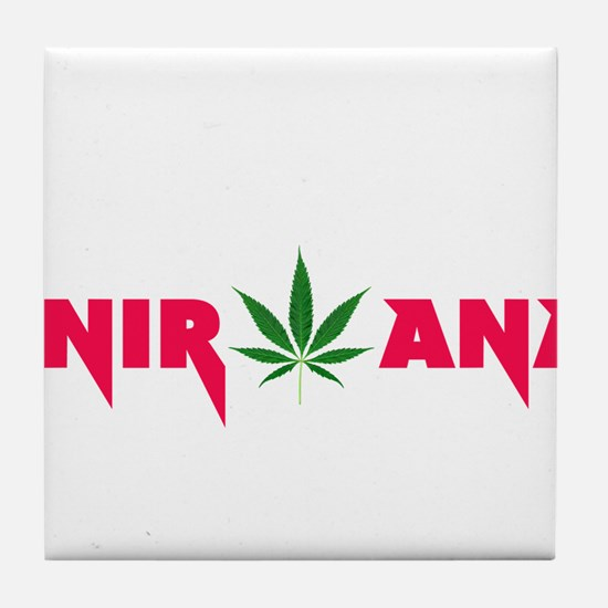 Nirvana Tile Coaster