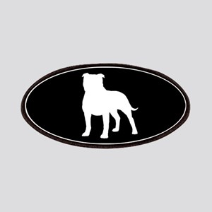 Staffordshire Bull Terrier Patches