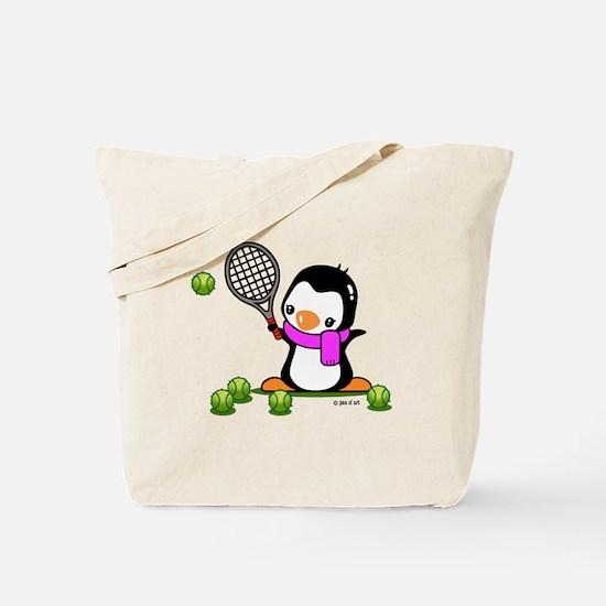 Tennis (9) Tote Bag
