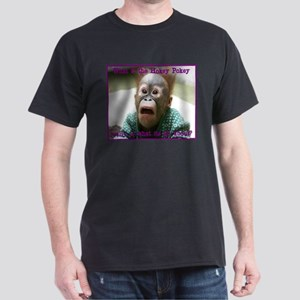 Hokey Pokey Orangutan Dark T-Shirt