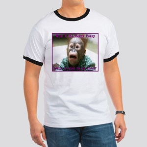 Hokey Pokey Orangutan Ringer T