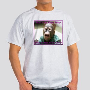 Hokey Pokey Orangutan Light T-Shirt