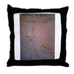 Pearl Lover-3 Throw Pillow