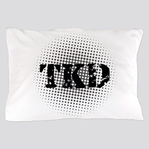 Martial Arts TKD Pillow Case