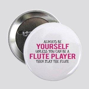 """Play the Flute 2.25"""" Button"""