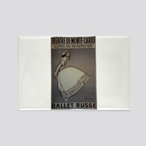 Pearl Lover-5 Rectangle Magnet