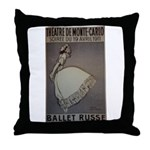 Pearl Lover-5 Throw Pillow