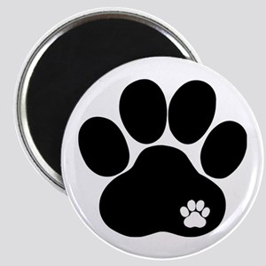 Double Paw Magnet