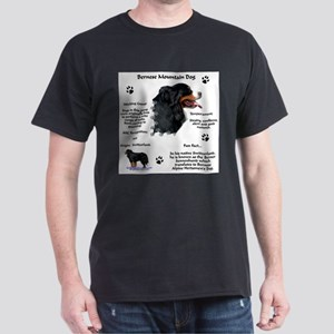 Berner 1 Black T-Shirt