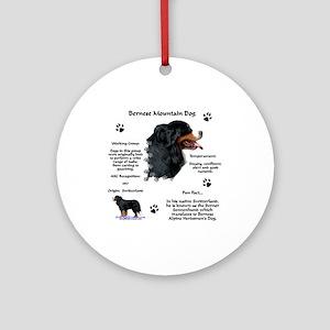 Berner 1 Ornament (Round)