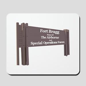 Fort Bragg Mousepad