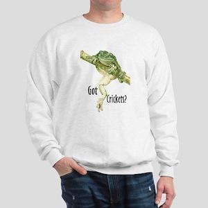 White's Tree Frog Sweatshirt