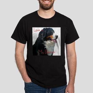 Berner 5 Black T-Shirt
