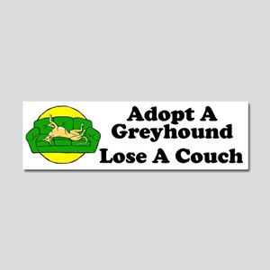 Lose a Couch (G) Car Magnet 10 x 3