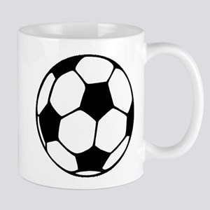 Soccer Futbol Futbolr Ball Graphic Mug