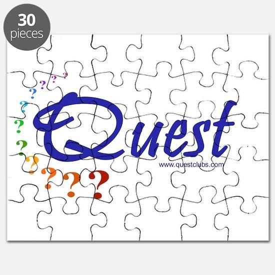 Quest Clubs Logo Puzzle