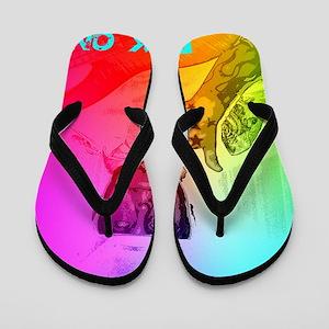 Rock On! Flip Flops