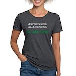 Aspergers Awareness Womens Tri-blend T-Shirt