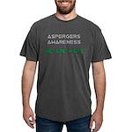 Aspergers Awareness Mens Comfort Colors Shirt