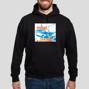 Car Periscope Shirt Hoodie (dark)