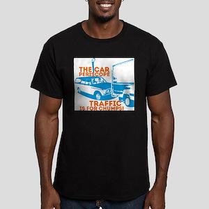 Car Periscope Shirt Men's Fitted T-Shirt (dark)