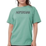 Aspergian Womens Comfort Colors Shirt