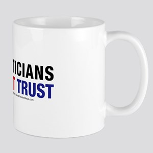 Anti-Politicians Mug