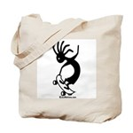 Skateboarder Tote Bag