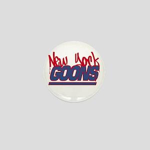 New York Goons Mini Button