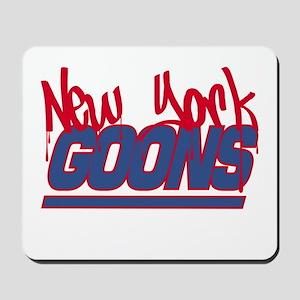 New York Goons Mousepad