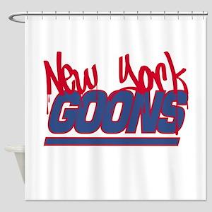 New York Goons Shower Curtain