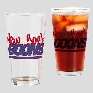 New York Goons Drinking Glass