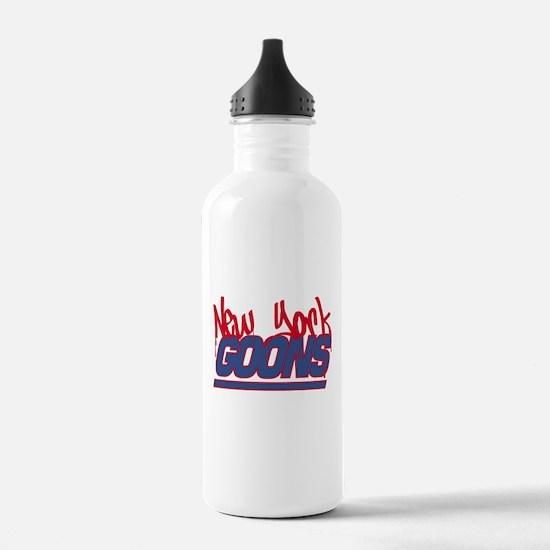 New York Goons Water Bottle