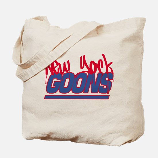 New York Goons Tote Bag