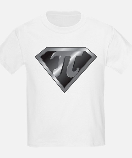 Super Pi - math super hero T-Shirt