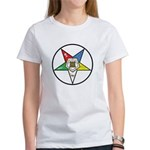 Order of the Eastern Star Circle Women's T-Shirt