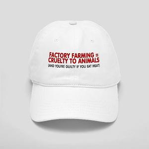 Factory farming Cap