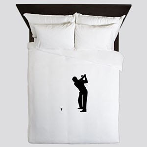 Golf Queen Duvet
