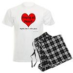 Young At Heart Men's Light Pajamas