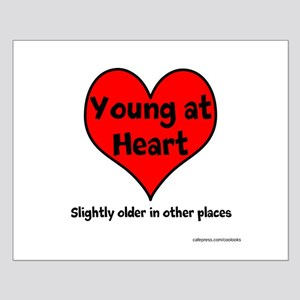 Young At Heart Small Poster