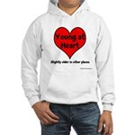 Young At Heart Hooded Sweatshirt