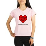 Young At Heart Performance Dry T-Shirt