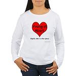 Young At Heart Women's Long Sleeve T-Shirt
