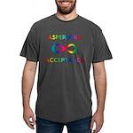 Aspergers Acceptance Mens Comfort Colors Shirt