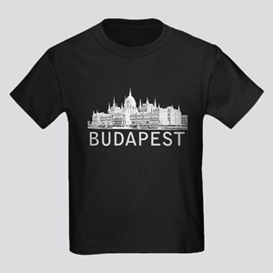 Budapest Kids Dark T-Shirt