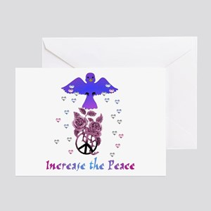 Increase The Peace Greeting Cards (Pk of 10)