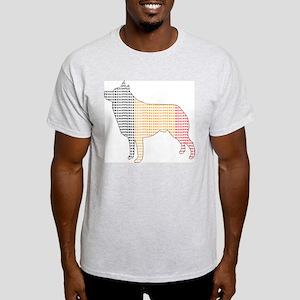Belgian Schipperke Ash Grey T-Shirt