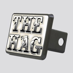 THE HAG Rectangular Hitch Cover