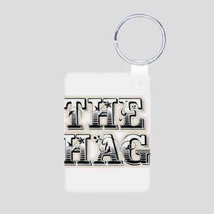 THE HAG Aluminum Photo Keychain